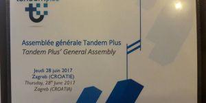 SEADDER, TANDEM PLUS üyeliğine kabul edildi