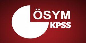 2017 KPSS lisans tercih sonuçları ne zaman açıklanacak?