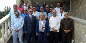 Filistin Ankara Büyükelçisi Faed Mustafa'ya Destek Ziyareti