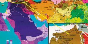 Türkiye'yi parçalayıp Kürt devletine bağlamışlar