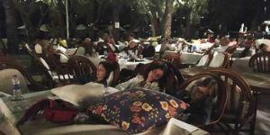Bodrum ve Datça'da deprem sonrası son durum