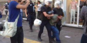 Ankara'da Nuriye Gülmen ve Semih Özakça eyleminde 47 gözaltı