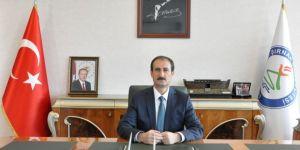 Şırnak Üniversitesi Rektörü Mehmet Nuri Nas hayatını kaybetti
