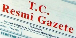 Ateşli Silahlar ve Bıçaklar ile Diğer Aletler Hakkında Yönetmelik'te yapılan değişiklikler Resmi Gazete'de yayımlandı