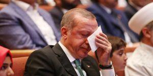 Erdoğan o mektup karşısında gözyaşlarını tutamadı