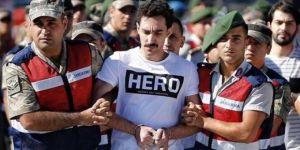 Hero tişörtü vakası nedeniyle 4 memur açığa alındı