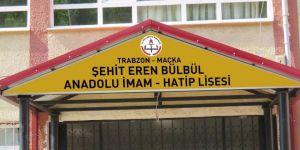 Eren'in ismi okuduğu okula verildi