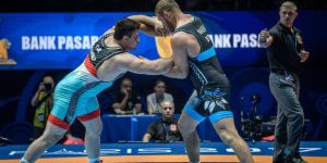 Rıza Kayaalp Dünya Şampiyonu