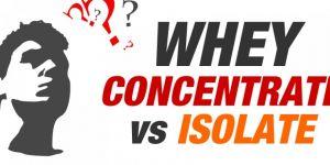 Whey ve İzole Protein Arasındaki Farklar Nelerdir?