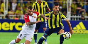 Fenerbahçe'den Avrupa'ya acı veda