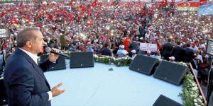 Erdoğan'ın görevdeki 'üçüncü yılı' #3yılkutluolsun