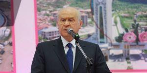 Bahçeli'den flaş referandum açıklama! Türkiye felç olur