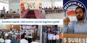 Ramazan Çakırcı EBS Teşkilatlarıyla Buluştu