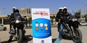 Ankara Emniyetinden okullara özel tim: 'NarkOkul'