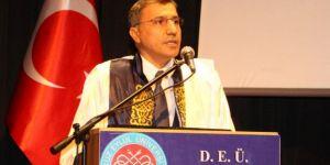 Dokuz Eylül Üniversitesi rektörü görevden alındı