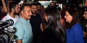 Polis Müdürü'nden HDP'li vekile tokat gibi yanıt