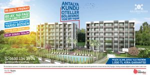 Gold Residence Urkay Antalya/Kundu'da