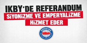 Memur-Sen'den Referandum Tepkisi: Emperyalizme Hizmet Eder