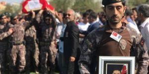 Şehit polis Adana'ya uğurlandı