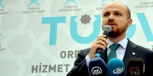 Bilal Erdoğan: 'Bize gerici diyenler mandacıdır'