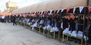 Fırat Kalkanı Bölgesinde 150 bin öğrenci ders başı yaptı