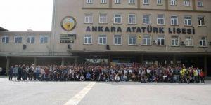 131 Yıllık Büyük Buluşma: Ankara Atatürk Lisesi