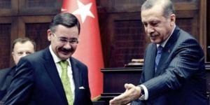 Beştepe'de sürpriz görüşme... Erdoğan, Gökçek ile görüşüyor
