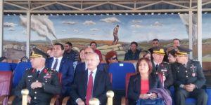 Kılıçdaroğlu oğlunun yemin törenine katıldı