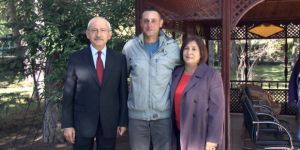 Kılıçdaroğlu: Oğlum ile gurur duyuyorum