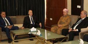 Barzani ve Irak Hükümeti 4 Madde Üzerinde Anlaştı