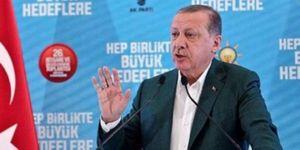 Erdoğan: Çetin yollar yorgun bedenlerle aşılamaz
