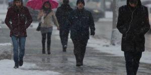 Meteoroloji'den kar yağışı uyarısı 10 Ekim Salı yurtta hava durumu