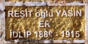 Çanakkale'de 74 İdlibli şehit yatıyor