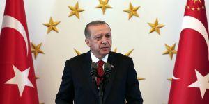 Cumhurbaşkanı Erdoğan, valilere hitap etti