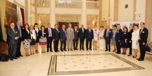 Koncuk:Azerbaycan'da Sendika Genel Kuruluna Katıldı