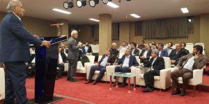 Mustafa Kır, Ankara 15 Temmuz Platformu Toplantısında Konuştu