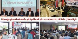 Ramazan Çakırcı: Sorunlarımızı birlikte çözmeliyiz