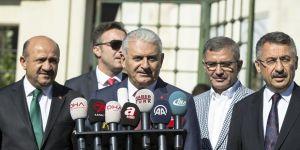 Başbakan'dan Recep Altepe açıklaması: Arkadaşlarımız gereğini yapacaktır