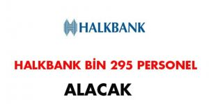 Halkbank Personel Alım İlanı