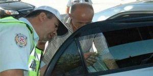 Arabalarda cam filmi denetimi başladı, cezası 427 lira