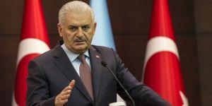 Başbakan Yıldırım: IKBY'nin alacağı karar yaptıkları tahribatı telafi etmez