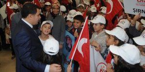 'Biz Anadoluyuz Projesi' ile Şırnaklı 183 öğrenci İstanbul'u gördü