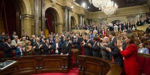 İstanbul'da Katalonya Tek Taraflı Bağımsızlık İlan Etti