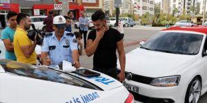 'Cam Filmi' Eylemine Gitti Filmli Camdan Ceza Yedi