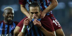 Trabzonspor Galatasaray'ı 2 golle geçti