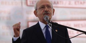 CHP Genel Başkanı Kılıçdaroğlu: Terörü akılla, mantıkla bitireceğim