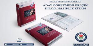 Eğitim-Bir-Sen'den Aday Öğretmenler İçin Sınavlara Hazırlık Kitabı