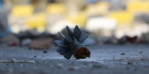 Husilerden Suudi Arabistan'a Havan Saldırısı
