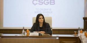 Bakan Sarıeroğlu'ndan 3600 ek gösterge açıklaması