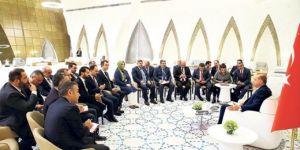 Erdoğan: MHP ile her türlü adım atmaya varız